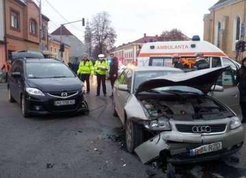 VIDEO: DUMINICA NEAGRĂ - Trei accidente rutiere grave soldate cu trei victime