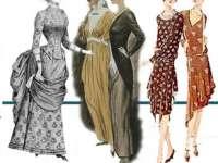 VIDEO: Evoluţia modei la femei în ultimii 100 de ani