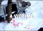 VIDEO: EXERCIȚIU AL ISU MARAMUREȘ - Operațiune de salvare a patru victime rezultate în urma unui accident rutier