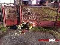 VIDEO: Flori și lumânări la casa maramureșencei ucisă în atentatele de la Paris