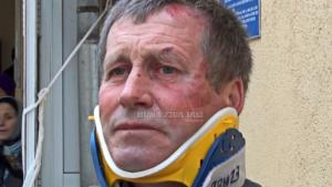 Fost consilier local, BĂTUT CRUNT de primar într-o comună din județul Iași