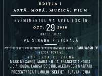 "VIDEO: ""Gala Sigheteană"" - Eveniment cultural multiplu: Artă, muzică, modă și film"