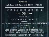 """VIDEO: """"Gala Sigheteană"""" - Eveniment cultural multiplu: Artă, muzică, modă și film"""