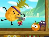 VIDEO: Google marchează debutul JO cu un doodle inspirat din jocul fructelor
