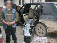 VIDEO: Ţigări în valoare de peste 188.000 lei confiscate de poliţiştii de frontieră