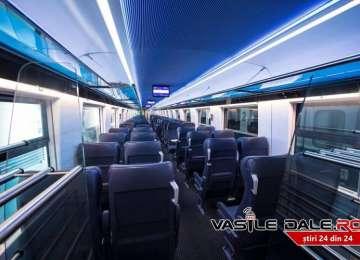 VIDEO: În timp ce CFR-ul este în faliment din cauza incompetenței și hoției, alții pot - Tren privat de lux, cu bilete mai ieftine decât la CFR, pe ruta Timișoara - Baia Mare