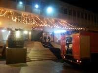VIDEO: Incendiu într-un club din Constanţa, duminică seara