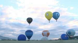"VIDEO - Invitație la ""Maramureș International Ballon Fiesta"""