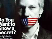 """VIDEO - Julian Assange avertizează: """"SUA anexează informatic România"""""""