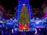 VIDEO: Luminile bradului de Crăciun de la Rockefeller Center din New York au fost aprinse