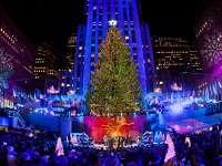 VIDEO: Luminile bradului de Crăciun de la Rockefeller Center din New York au fost aprinse