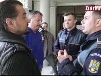 VIDEO: Maramureș - ȘEDINȚĂ DE CJ CU SCÂNTEI: Zamfir Ciceu a dispus evacuarea a doi jurnaliști din sală