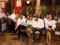 VIDEO: Poftiţi de vă iubiţi, în Maramureş. Echipa lui Nea Marin a organizat o nuntă tradiţională pe Valea Izei
