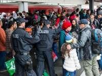 VIDEO: Poliția germană e acuzată de tratament brutal față de refugiați