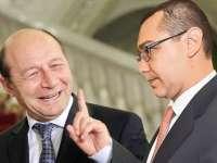 """VIDEO - Ponta, despre acuzaţia lui Băsescu că ar fi fost ofiţer SIE: """"Sunt numai minciuni! Băsescu e în campanie"""""""