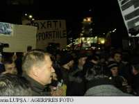 VIDEO: Președintele Klaus Iohannis a mers în Piața Universității