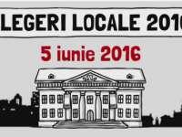 VIDEO - Procedura de votare la alegerile locale din 5 iunie 2016
