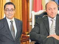 VIDEO - Războiul filmulețelor pe FaceBOOK: Victor Ponta vs. Traian Băsescu. Iohannis stă pe margine