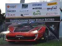VIDEO - Record mondial de viteză pe Transfăgărășan, stabilit de un pilot italian