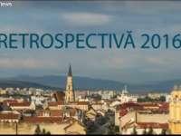 VIDEO - Retrospectiva realizărilor municipalității Cluj Napoca în anul 2016