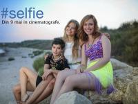 VIDEO: Sigheteanca Flavia Hojda va juca în comedia SELFIE, care va rula în cinematografe din 9 mai