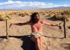 VIDEO - Sigheteanul Doru Melega interpretează rolul lui Iisus într-un documentar foarte controversat, marca History Channel