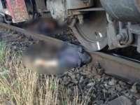 VIDEO - SINUCIDERE: Un bărbat s-a aruncat sub trenul care circula pe relaţia Sighetu Marmaţiei – Cluj Napoca