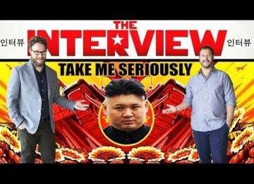 """VIDEO - Sony difuzează """"The Interview"""", filmul care a înfuriat Coreea de nord"""
