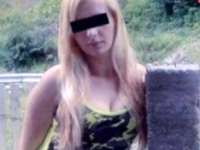 VIDEO: Tânăra din Vişeu de Sus care aproape şi-a omorât fetiţa de 4 ani în bătaie a fost ARESTATĂ