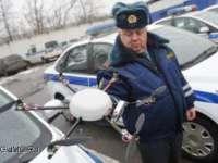 VIDEO - Traficul din Moscova este supravegheat cu o dronă