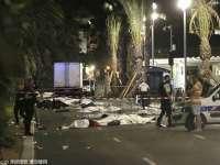 VIDEO - Tragedie la Nisa de Ziua Franței: Cel puțin 84 de persoane au murit şi 100 au fost rănite după ce un individ a intrat cu un camion în mulțime