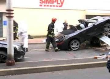 VIDEO: Un maramureşean, tată a trei copii, şi-a pierdut viaţa într-un accident, în Franţa