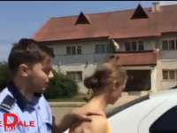 VIDEO - Un tînăr a bătut doi oameni într-o biserică din Seini în timpul slujbei. Preotul a sunat la 112