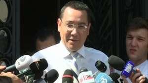Victor Ponta ar putea suferi încă o operaţie la genunchi