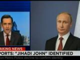 VIDEO: Vladimir Putin, prezentat de CNN drept teroristul SI cunoscut ca ``John Jihadistul``