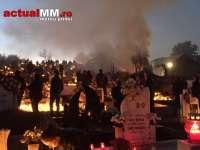 VIDEO: WEEKEND BLESTEMAT - Șapte incendii în Maramureș și un accident rutier în ultimele 24 de ore