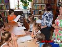 VIŞEU DE SUS - Cerc de lectură pentru elevii din ciclul primar şi gimnazial, la Biblioteca Orăşenească