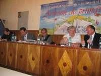 """VIŞEU DE SUS: Concurs de literatură în cadrul Festivalului Naţional """"Armonii de primăvară""""."""