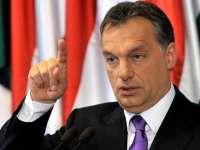 Viktor Orban îi acuză de nihilism pe liderii UE