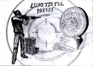 "Vineri, 21 martie 2014, se va lansa emisiunea ""Lunetistul presei"" la Radio Galaxia și 4U FM"