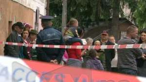 Viorel Feier, bărbatul care a înjunghiat o femeie în Sighet în plină stradă a fost arestat preventiv