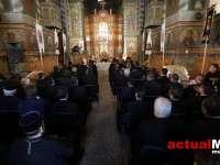 VIȘEU DE SUS - Conferinţa preoţească de primăvară