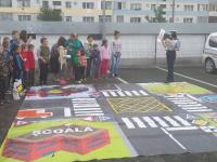VIȘEU DE SUS: Copil de 8 ani – victima traversării neregulamentare