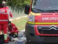 Vişeu de Sus - Pieton accidentat traversând strada prin loc nepermis