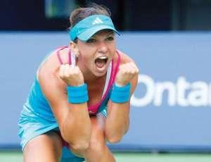 Visul american continuă pentru Simona Halep: s-a calificat în sferturile turneului WTA de la Cincinnati