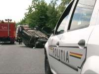 Viteza – cauza unui accident rutier soldat cu două victime, produs la Sighetu Marmaţiei