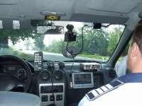 Vitezomani sancţionaţi drastic de poliţiştii din Vişeu de Sus
