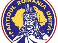 Vlad Țepeș, sigla oficială a Partidului România Unită
