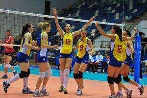 Volei feminin: România - Cipru 3-0, în preliminariile Campionatului Mondial 2014