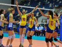 Volei feminin - România se află printre cele 12 echipe calificate la Jocurile Europene